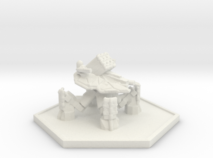 DF Anti Arnour Walker (Hex) 3d printed