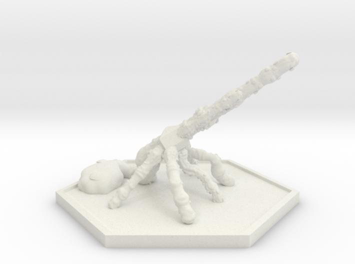 SWARM Bombard (Hex) 3d printed