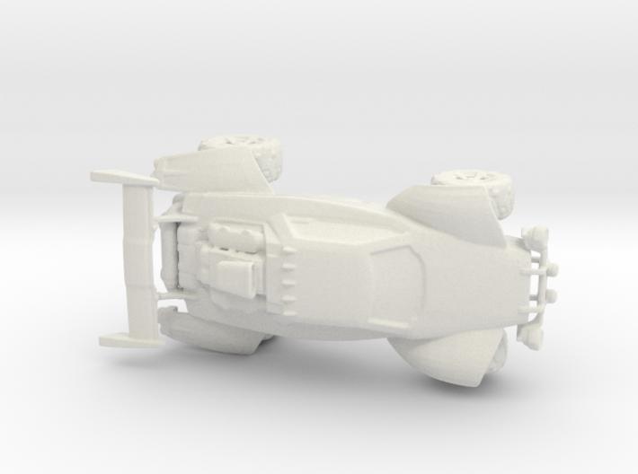 Rocket League Octane 3d printed