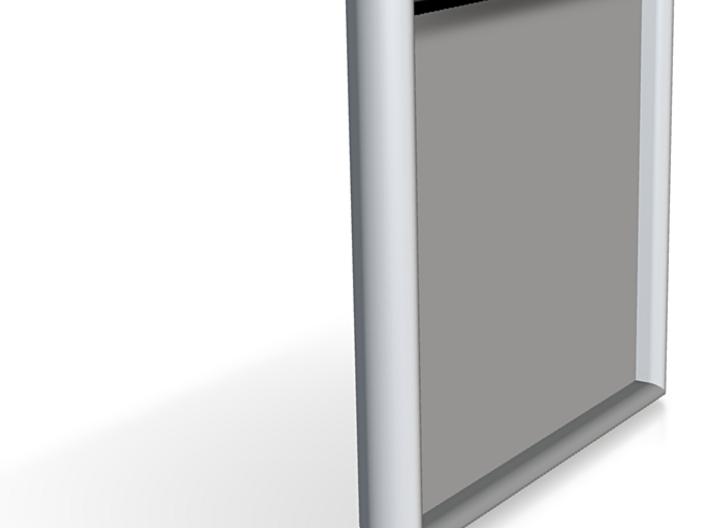 Celadon Selfie 4x4 Coaster Revised 3d printed