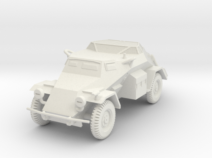 PV135 Sdkfz 260 Radio Car (Air) (1/48) 3d printed