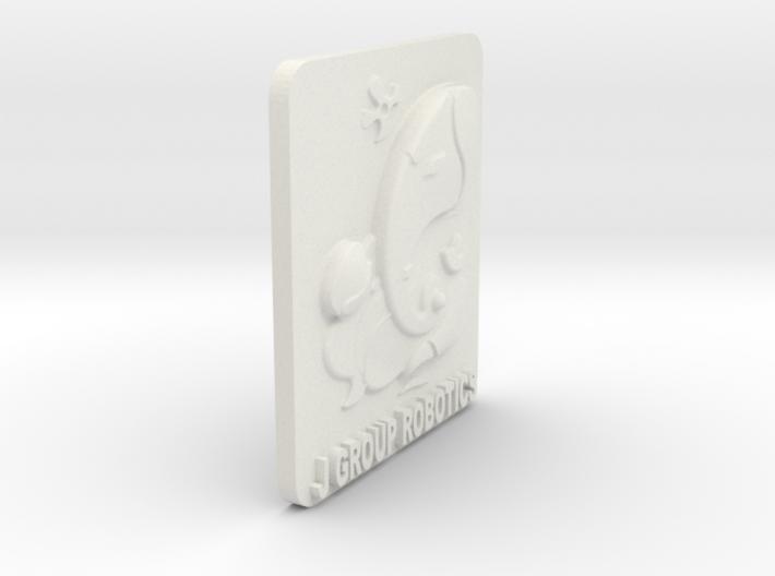 3D Printed Good Luck Ganesha 3d printed