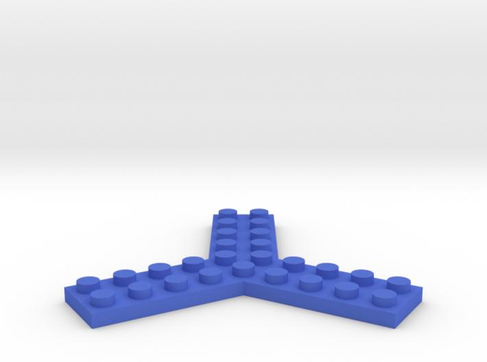 Trilego-flat-2x5 3d printed