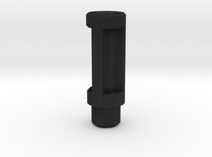 Stun Baton Head MOD 3d printed