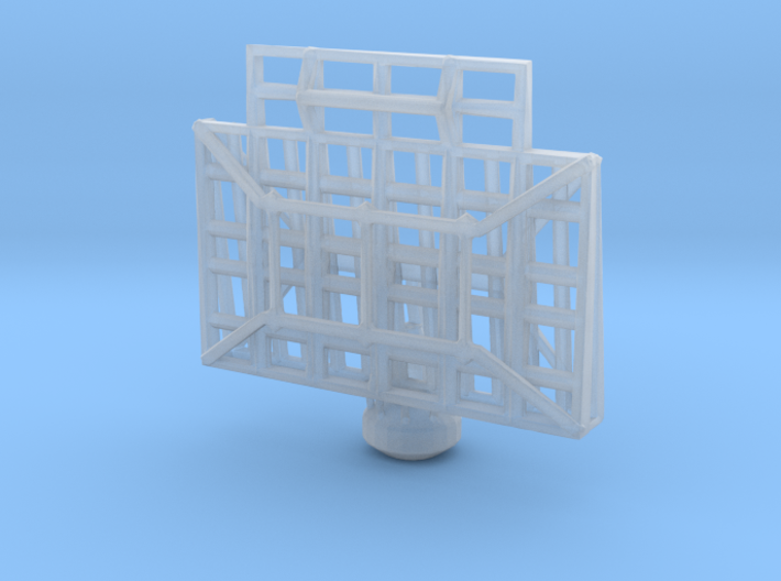 1/96 Scale SC2 Radar 3d printed