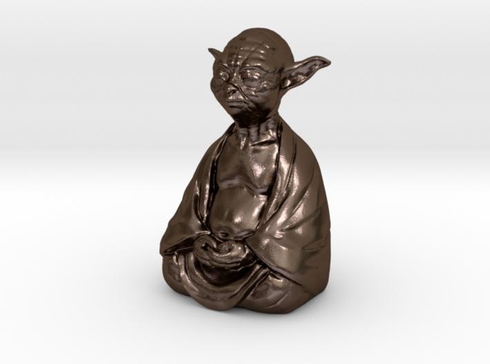 YodaBudda 3d printed