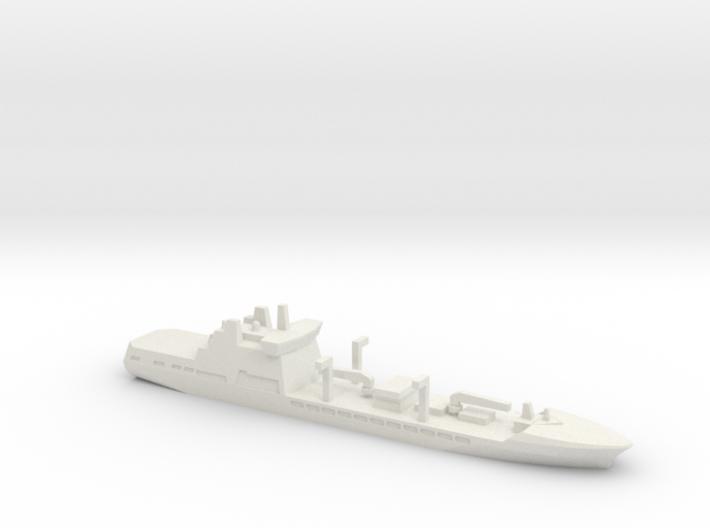 Tide-class tanker, 1/3000 3d printed
