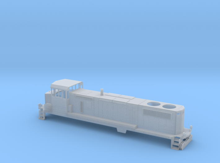 HO MK1200 G 3d printed