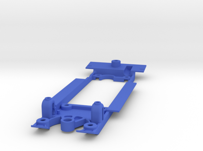 1/32 SCX Ford Escort RS1800 Chassis Slot.it pod 3d printed