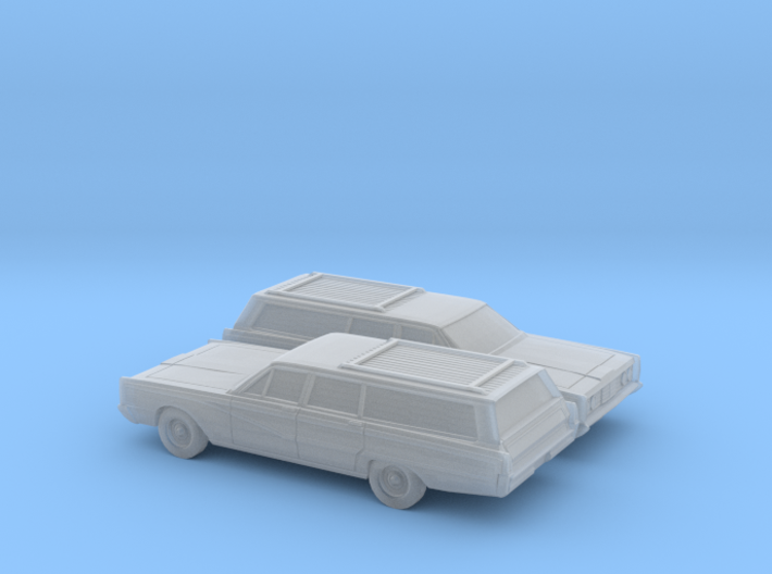 1/160 2X 1965 Mercury Colony Park Station Wagon 3d printed