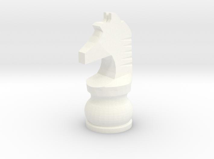 Pomo Knight 3d printed