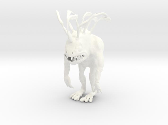 World Of Warcraft: Murloc 3d printed