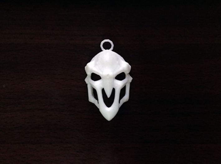 OverWatch's Reaper Pendant 3d printed
