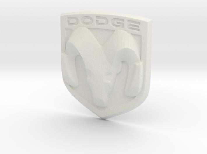 Ram Logo 3d printed
