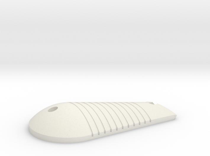 LPA NN-14 Right Grip 3d printed