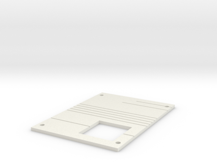 LPA NN-14 Right Panel 3d printed