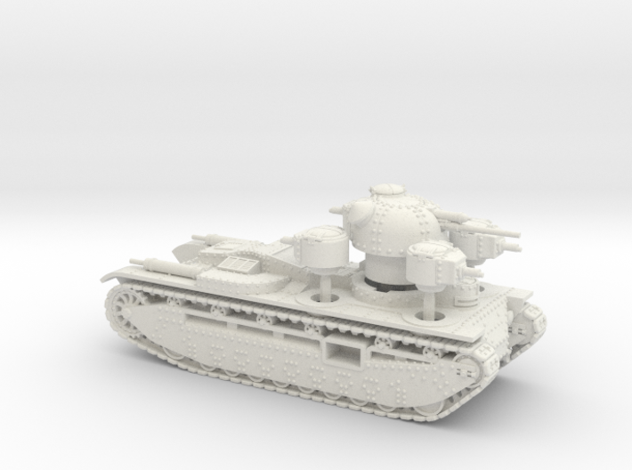 A1E1 Independent (15mm) 3d printed