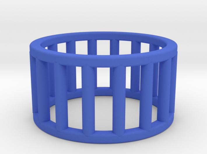 Albaro Ring Size-5 3d printed