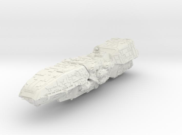 (Armada) Dreadnaught v2 3d printed