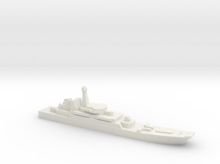 Ropucha II-class landing ship, 1/2400 3d printed