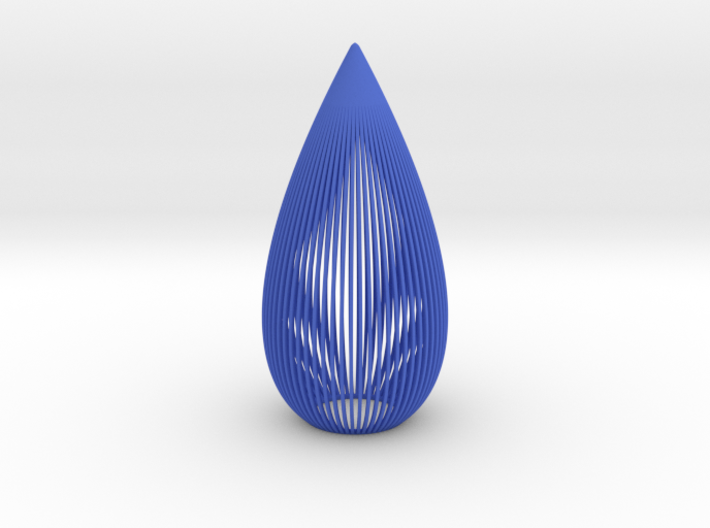 Tear Candle Light 3d printed