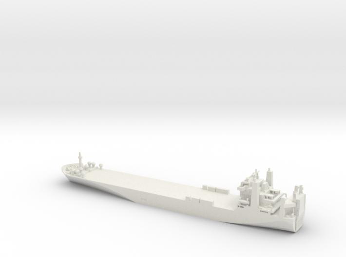1/700 Scale Sealift Commancd Cape T Ro-Ro Ship 3d printed