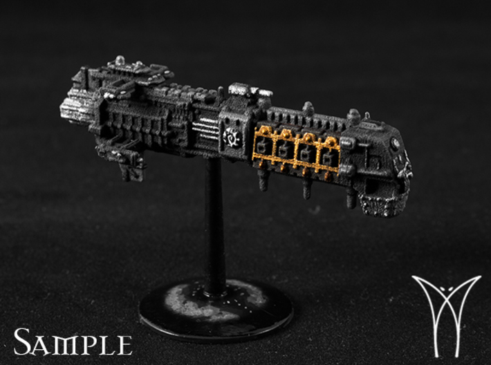 Imperial Pattern Artillery  3d printed