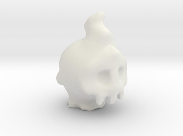 Duskull 3d printed