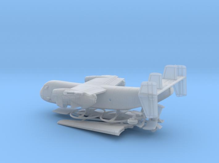 013C C-2 Greyhound 1/200 3d printed