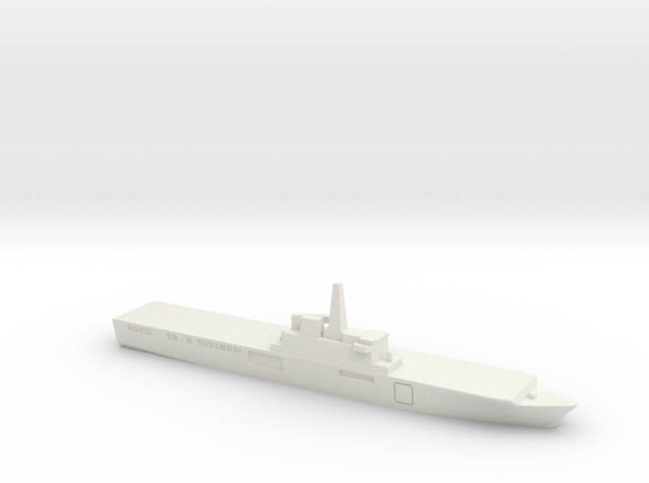 Osumi-class LST, 1/1800 3d printed