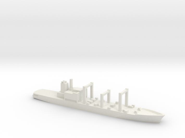 Towada-class replenishment ship, 1/3000 3d printed