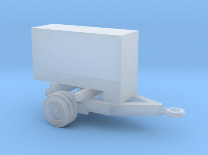 1/110 Scale Generator 2 Trailer 3d printed
