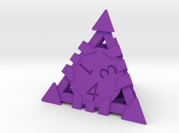 D4 - Andrew Bell 3d - Geometric Design 1 3d printed