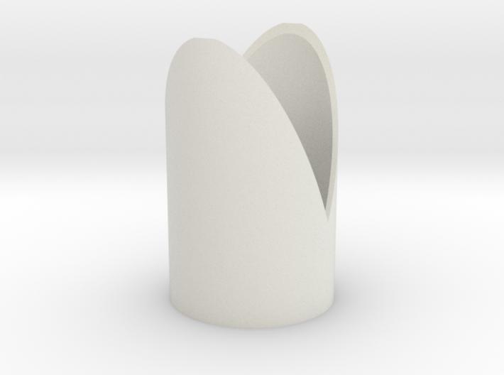 Nihilus-pommel 3d printed
