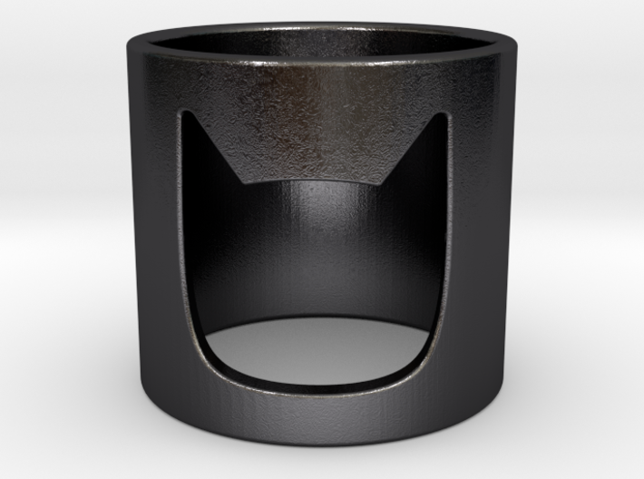 BATMAN Ring 3d printed