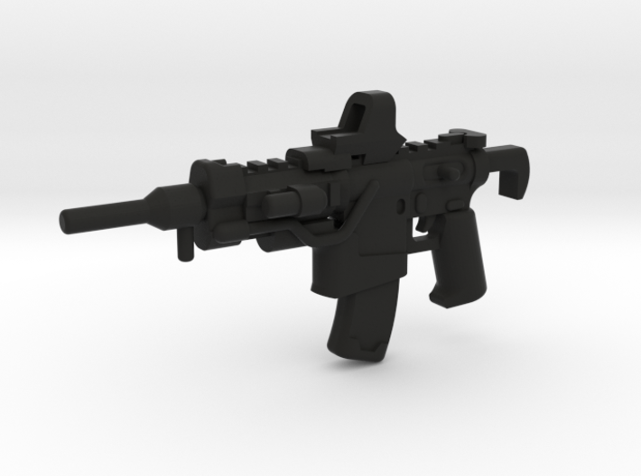 Vintage 7G-06 rifle 3d printed