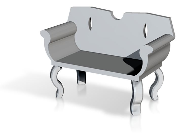 Classic Sofa 3d printed