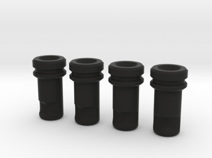 x4 (2.1mm) 5.65mm Rotary Kill Keys OD V4 3d printed