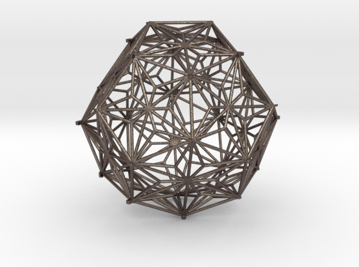 Geometric Ornament 3d printed
