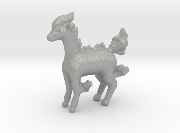 Ponyta 3d printed