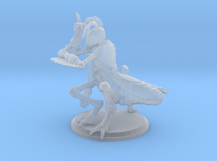 Chiraktis (Solar Echoes) High-Detail 3d printed