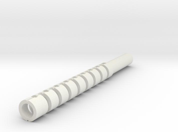 Snake-1 FBG Scaled 3d printed