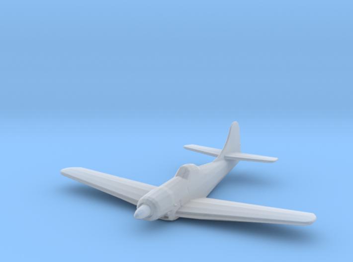Boeing XF8B 1:285 x1 3d printed