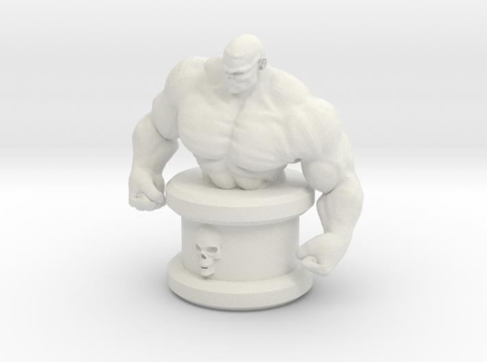 HeroesTCG Abominus Mini Bust 3d printed