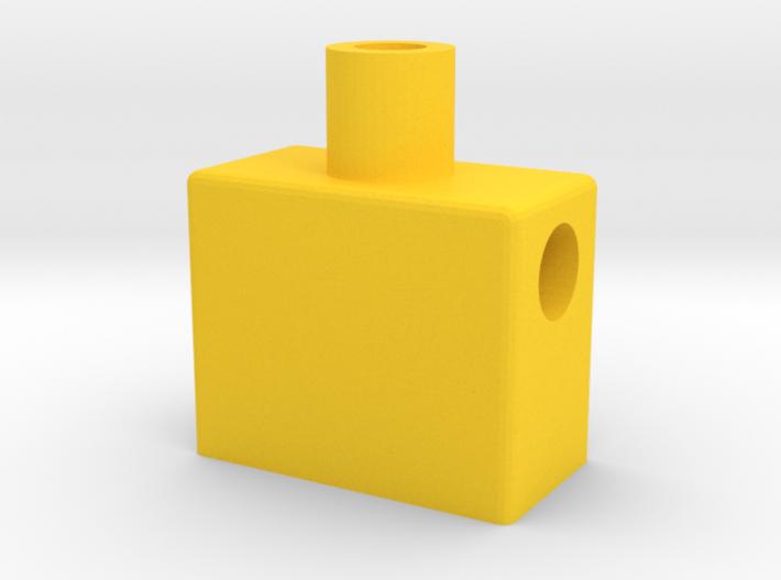 Custom Square Lego Torso 3d printed