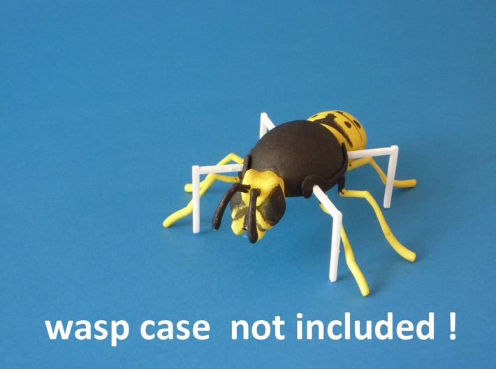 Stand for Micro Drone cases 3d printed stand for Micro Drone cases- with the wasp case