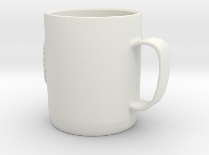 Jarra Porcelana 3d printed