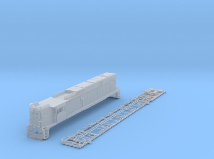NE4403 N scale E44 loco - 4426-4459 as built 3d printed