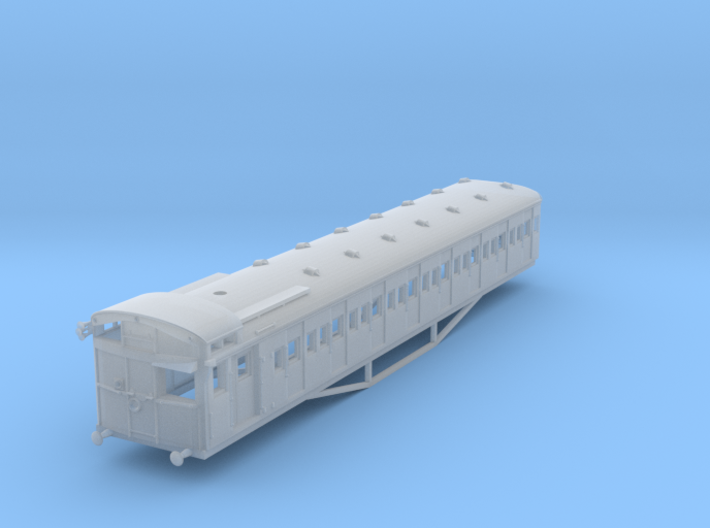 VR Tait M Car - Mord Cab Ellip Roof (461M) 3d printed