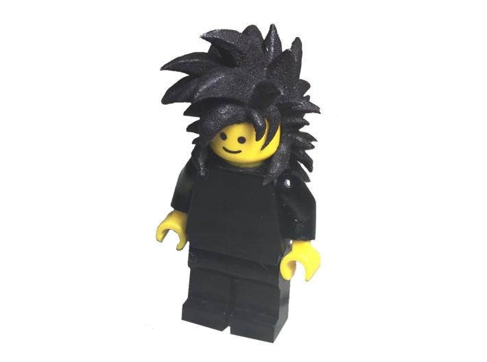 Custom Goku SSj4 (XV) Inspired Lego 3d printed